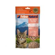 Feline Natural Freeze Dried Lamb & King Salmon Feast Cat Food
