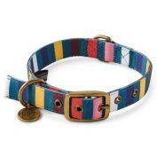 Kip & Co Dog Collar Big Stripe