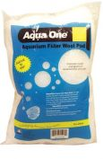 Aqua One Filter Wool Coarse 70x24cm Bag