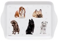 Ashdene Kennel Club Non Sporting Breeds Scatter Serving Tray