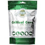 Oxbow Critical Care Apple & Banana Small Animal Supplement 141g