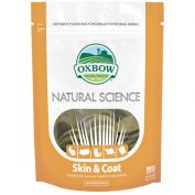 Oxbow Natural Science Skin & Support Supplement 60 Pack