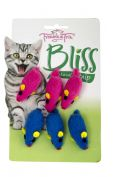 Trouble & Trix Bliss Mice 6 Pack