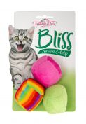Trouble & Trix Bliss Cat Balls 3 Pack