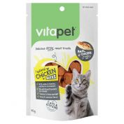 VitaPet Chicken Bites Cat Treat 85g
