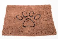 Dog Gone Smart Dirty Dog Doormat Brown