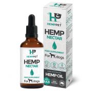 HempPet Hempseed Nectar Feed Supplement for Dogs 100ml