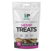 HempPet New Zealand Hoki Fish Hemp Infused Cat Treats 70g