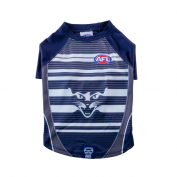 AFL Dog Tshirt Geelong Cats