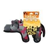 FurKidz African Safari Hippo Dog Toy