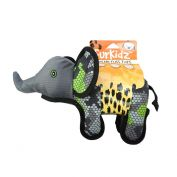FurKidz African Safari Elephant Dog Toy