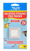 API Vacation Pyramid Fish Feeder Up to 14 Days