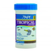 API Tropical Mini Pellet Food 48gm