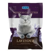 Cuddly Paws Bentonite Cat Litter Lavender 10L
