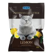 Cuddly Paws Bentonite Cat Litter Lemon 10L
