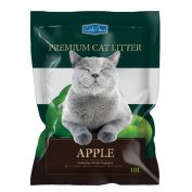 Cuddly Paws Bentonite Cat Litter Apple 10L
