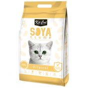 Kit Cat Soya Clumping Cat Litter Original 7L