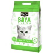 Kit Cat Soya Clumping Cat Litter Green Tea 7L
