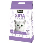 Kit Cat Soya Clumping Cat Litter Lavender 7L