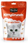Kit Cat Kitty Crunch Salmon Cat Treat 60g