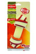 Nylabone Dog Chew Power Alternative Rawhide Knot Beef