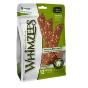 Whimzees Veggie Strips Dog Treat 12 Pack
