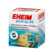 Eheim Fish Foam Cartridge For Pick Up Internal Filter 2006 2 Pack