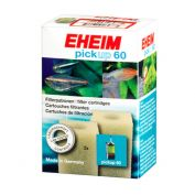 Eheim Fish Foam Cartridge For Pick Up Internal Filter 2008 2 Pack