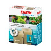 Eheim Fish Foam Cartridge For Pick Up Internal Filter 2010 2 Pack
