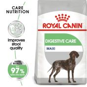 Royal Canin Canine Maxi Adult Digestive Care Dog Food 10kg