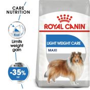 Royal Canin Canine Maxi Adult Light Weight Care Dog Food 10kg