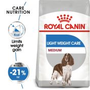 Royal Canin Canine Medium Adult Light Weight Care Dog Food
