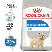 Royal Canin Canine Mini Adult Light Weight Care Dog Food 3kg