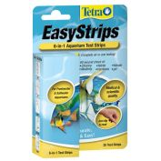 Tetra 6-in-1 Aquarium Test Strips 25pk