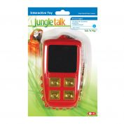 Jungle Talk Talk & Play Bird Toy
