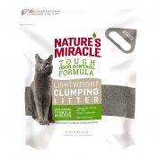 Nature's Miracle Lightweight Clay Cat Litter 4.5kg