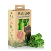 Beco Pets Unscented Biodegradable Dog Poop Bags