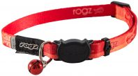 Rogz Kiddycat 11mm Safeloc Collar Tango Fish