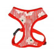 Puppia Verna Red Dog Harness