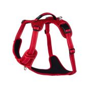 Rogz Utility Nitelife Small Explore Dog Harness Red