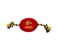 AFL West Coast Eagles Pets Football Toy