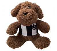 AFL Collingwood Pets Toy Pup