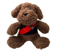 AFL Essendon Pets Toy Pup