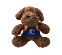 AFL West Coast Eagles Pets Toy Pup