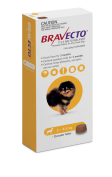 Bravecto Chew Very Small Dog Yellow 2 - 4.5kg 1 Pack