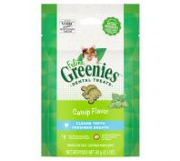 Greenies Feline Dental Treats Catnip Flavour 60g