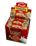 Peters Fruit Crunchy Bar 100g
