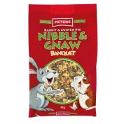 Peters Nibble & Gnaw 4kg