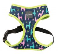 FuzzYard Dog Harness No Probllama
