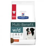 Hill's Prescription Diet w/d Multi Benefit Dry Dog Food